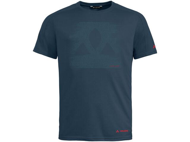 VAUDE Gleann T-Shirt Men, steelblue